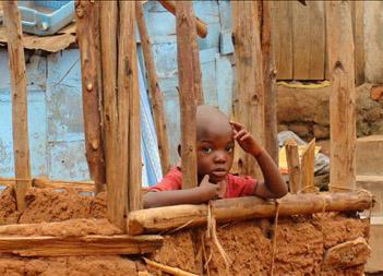 Kid from Uganda